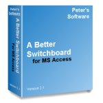 MS Access Add-in - A Better Switchboard